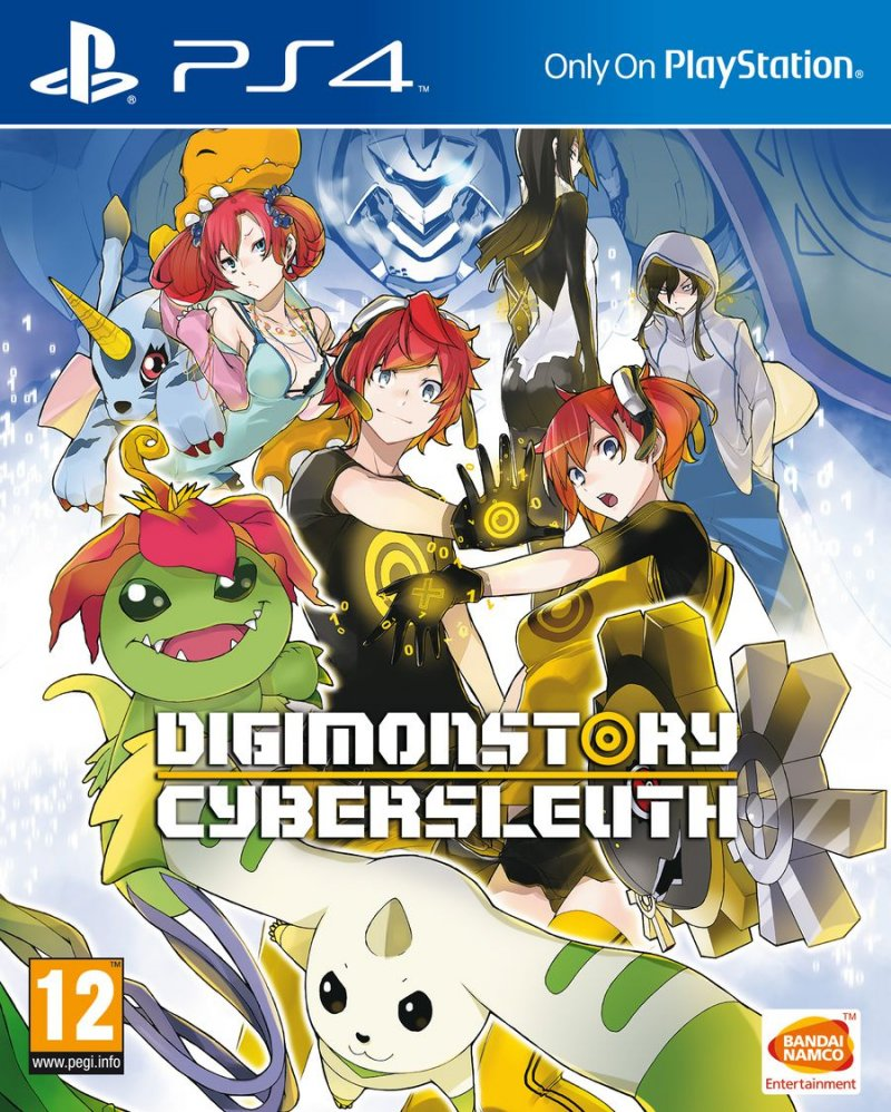 Image of   Digimon Story Cyber Sleuth - PS4