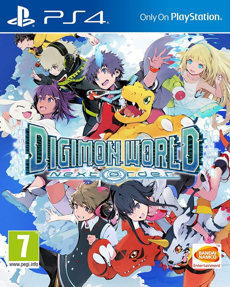 Image of   Digimon World: Next Order - PS4
