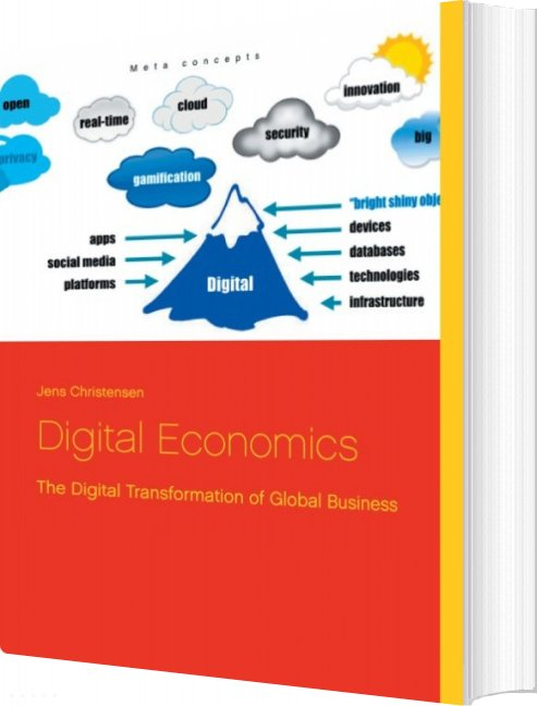 Image of   Digital Economics - Jens Christensen - Bog
