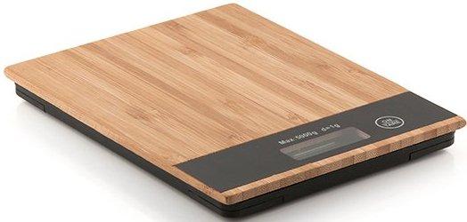 Image of   Digital Køkkenvægt I Bambus - Op Til 5 Kg