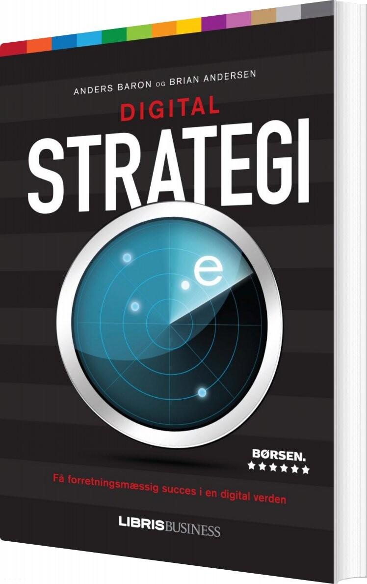Image of   Digital Strategi - Anders Baron - Bog