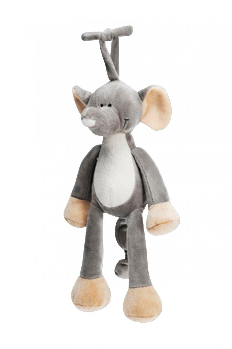 Diinglisar - Spilledåse Bamse - Elefant