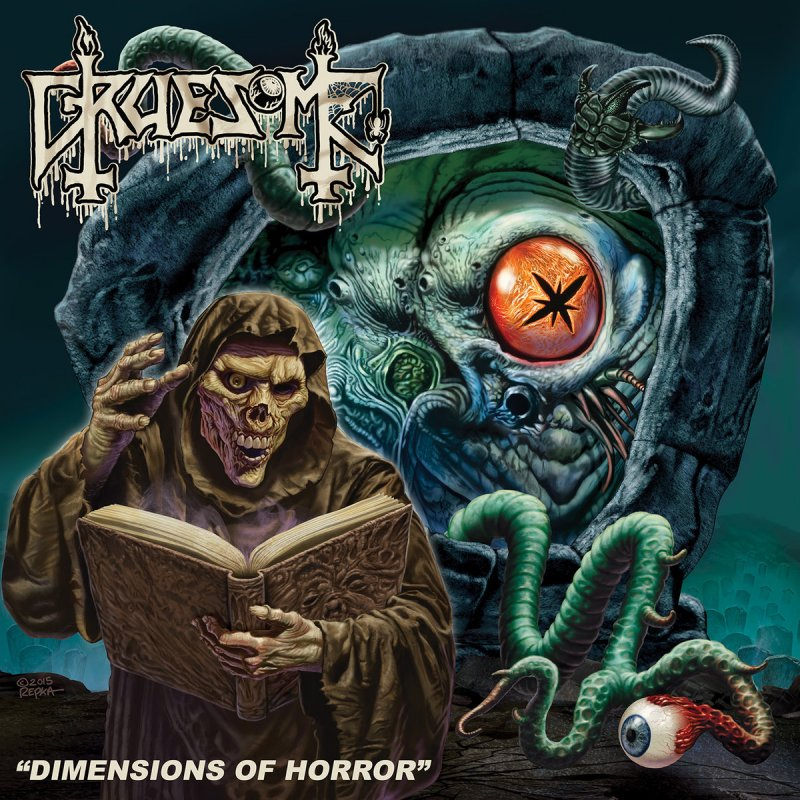 Image of   Gruesome - Dimensions Of Horror - CD
