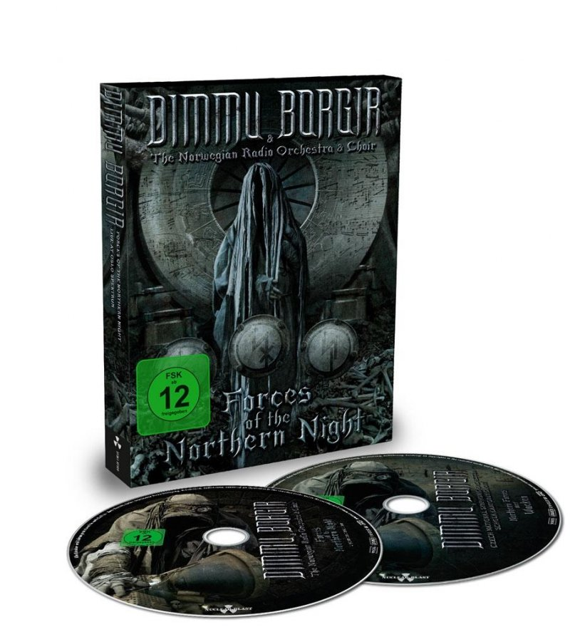 Image of   Dimmu Borgir: Forces Of The Northern Night - DVD - Film