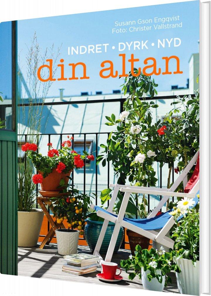 Image of   Din Altan - Susanna Gson Engquist - Bog