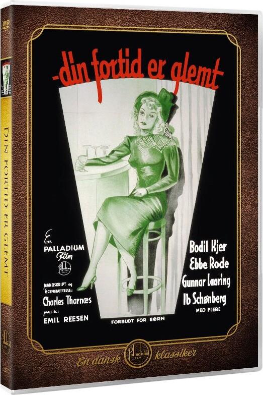 Image of   Din Fortid Er Glemt - DVD - Film