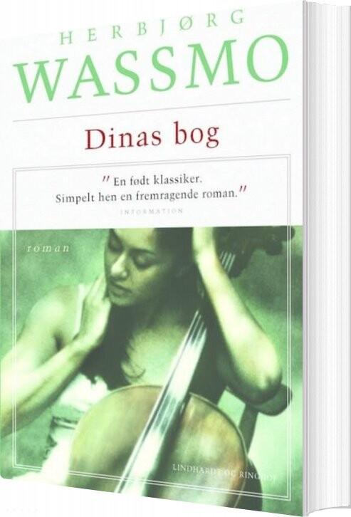 Dinas Bog - Herbjørg Wassmo - Bog
