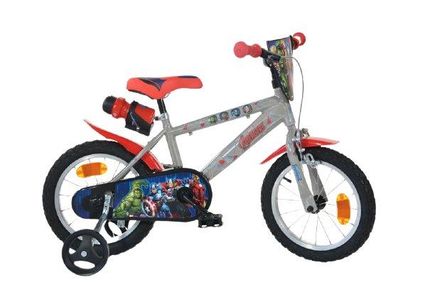 """Billede af Avengers Cykel 16"""" - Dino Bikes"""