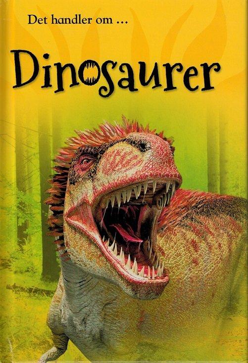 Image of   Dinosaurer - Thea Feldman - Bog