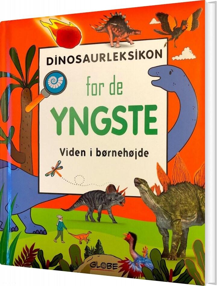 Billede af Dinosaurleksikon For De Yngste - Diverse - Bog