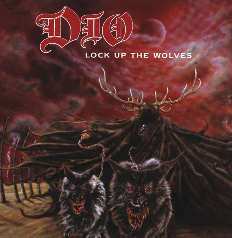 Image of   Dio - Lock Up The Wolves - CD