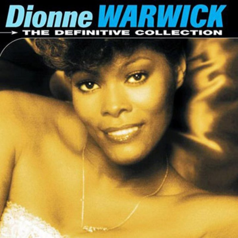 Image of   Dionne Warwick - The Definitive Collection - CD