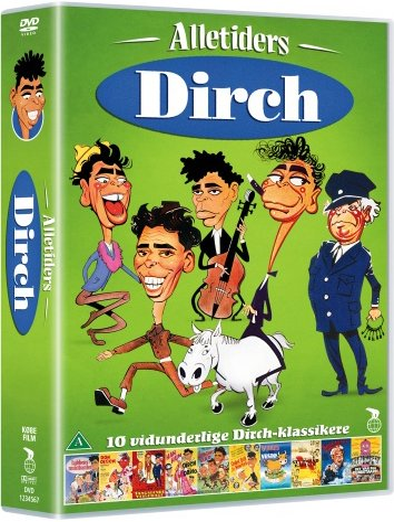 Image of   Dirch Passer Box Set - 10 Film - DVD - Film