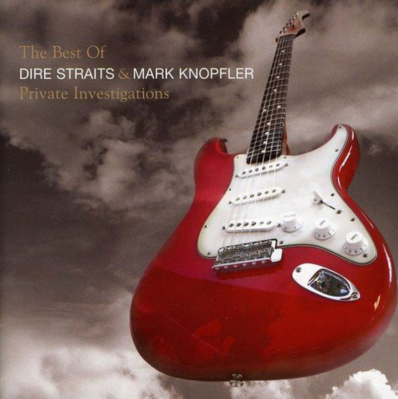 Image of   Dire Straits And Mark Knopfler - Best Of - Private Investigations - CD