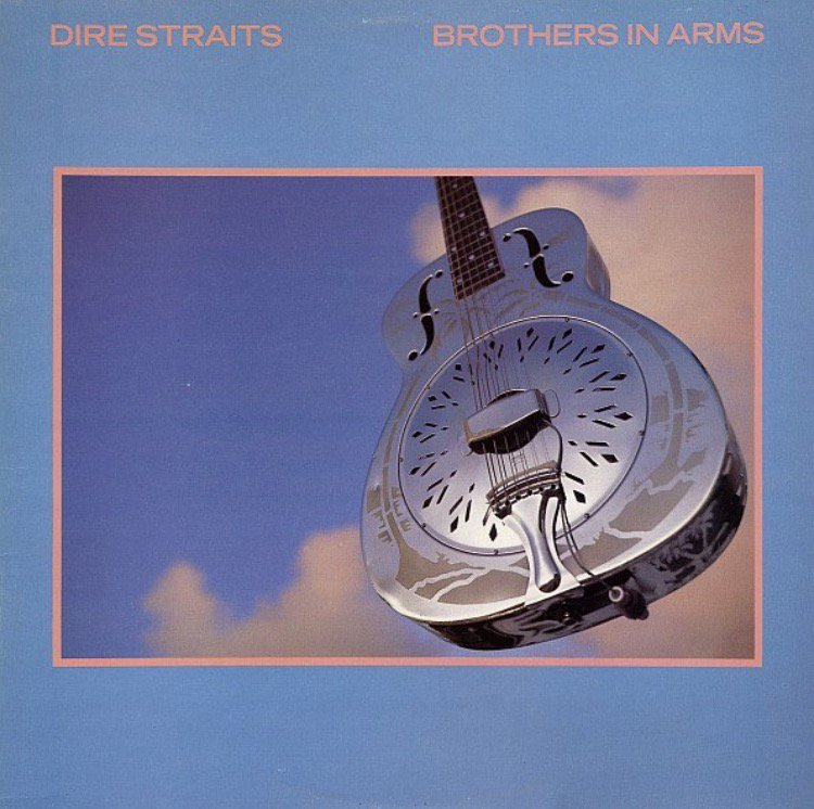 Image of   Dire Straits - Brothers In Arms - CD