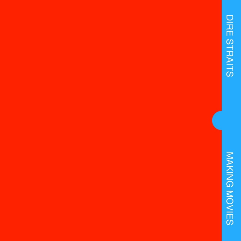 Image of   Dire Straits - Making Movies (remastered) - CD