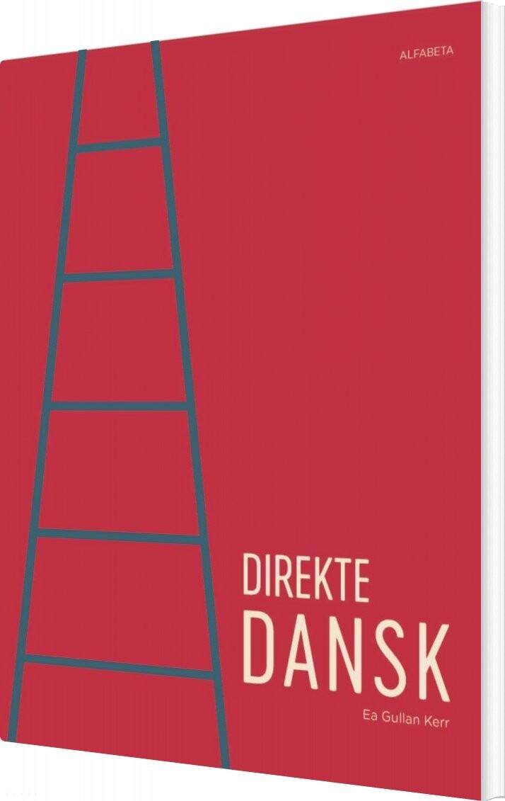 Image of   Direkte Dansk - Ea Gullan Kerr - Bog