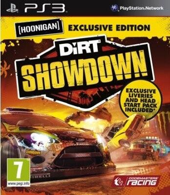 Dirt: Showdown - Dk - PS3