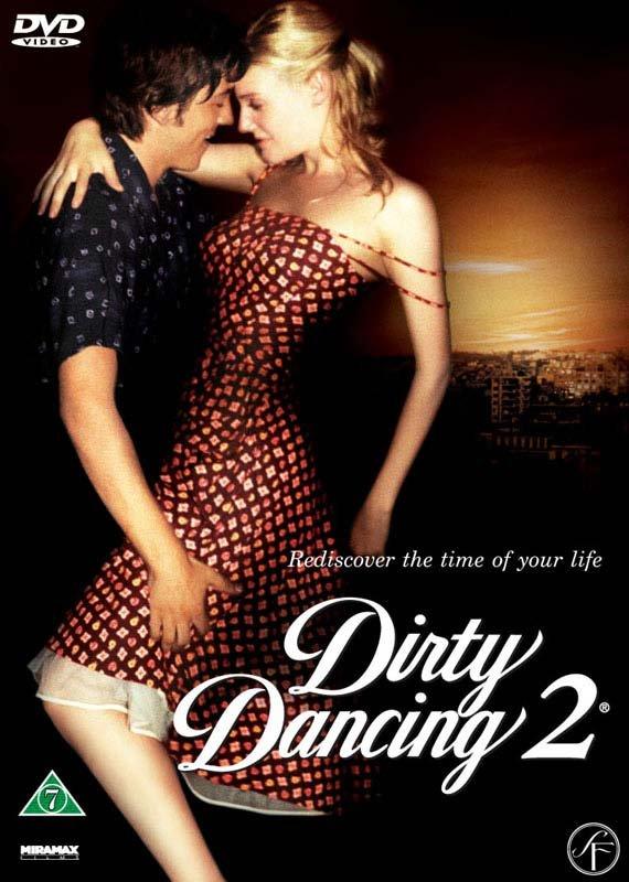 Billede af Dirty Dancing 2 - Havana Nights - DVD - Film