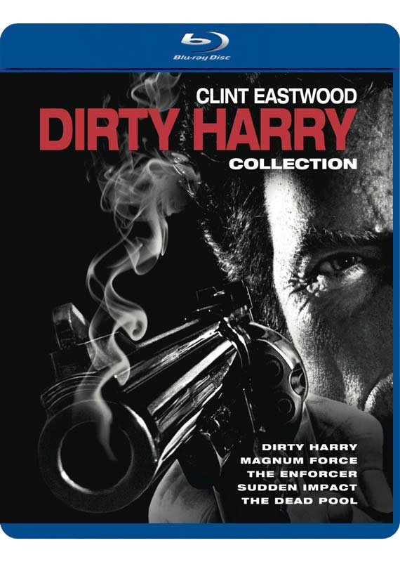 Billede af Dirty Harry Collection Box - Blu-Ray