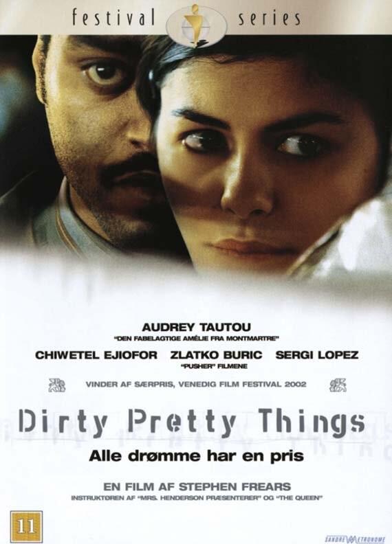 Billede af Dirty Pretty Things - DVD - Film