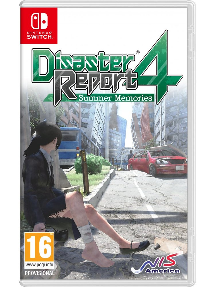 Image of   Disaster Report 4: Summer Memories - Nintendo Switch