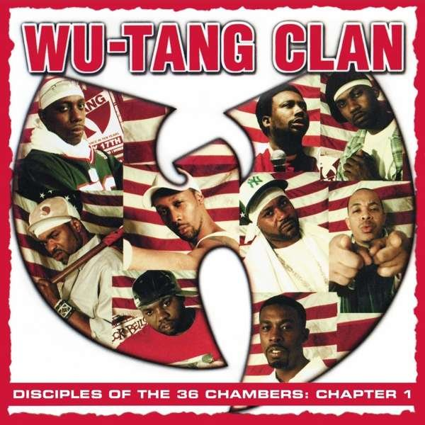 Image of   Wu-tang Clan - Disciples Of The 36 Chambers: Chapter 1 - CD