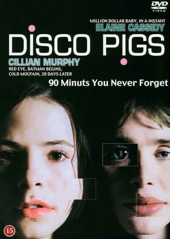 Billede af Disco Pigs - DVD - Film