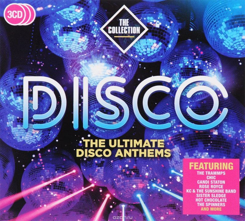 Image of   Disco: The Collection - CD
