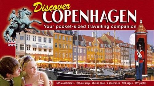 Image of   Discover Copenhagen - Mikkel Grønlund - Bog