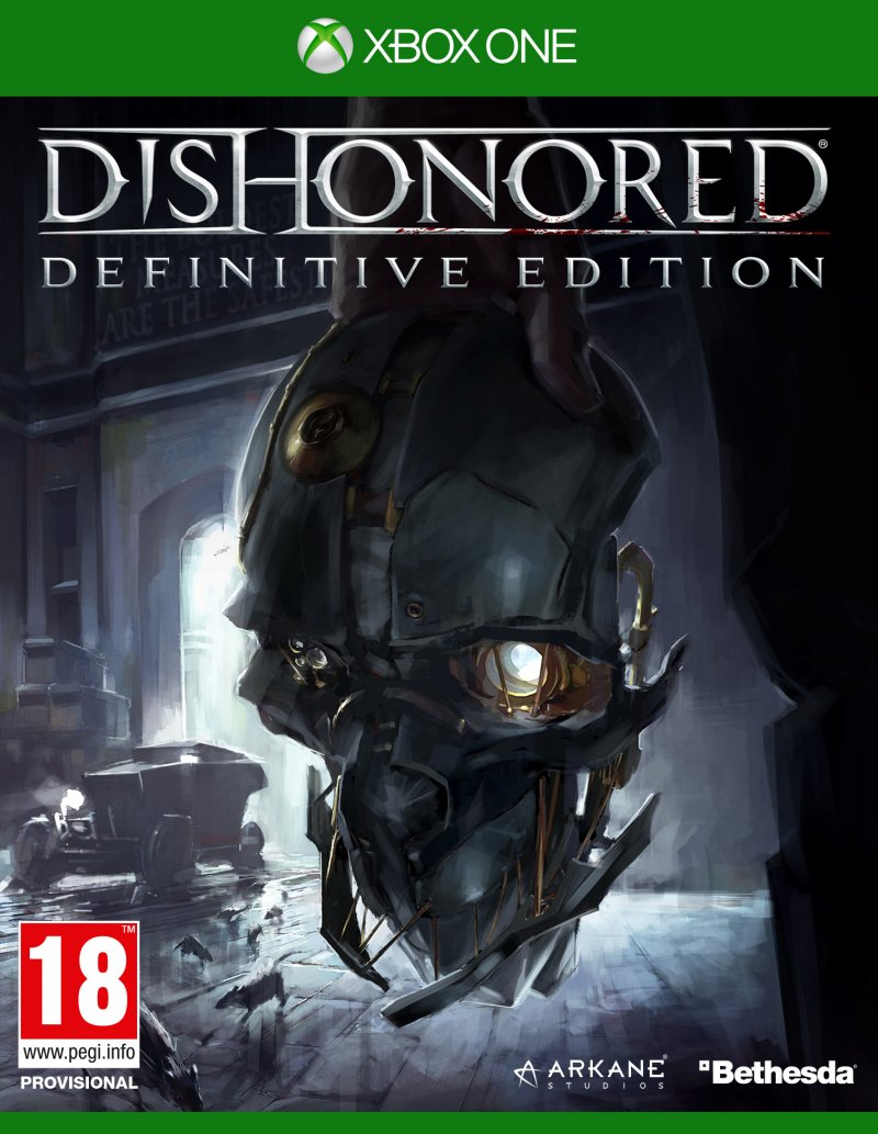 Image of   Dishonored - Definitive Edition - Xbox One