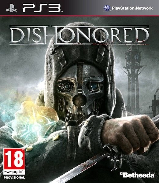 Image of   Dishonored (essentials) - PS3