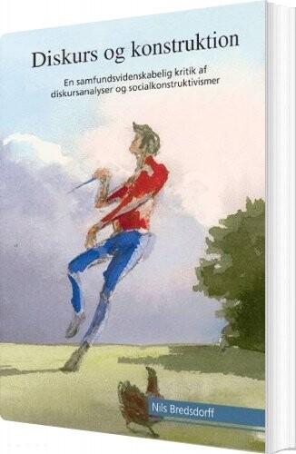 Image of   Diskurs Og Konstruktion - Nils Bredsdorff - Bog