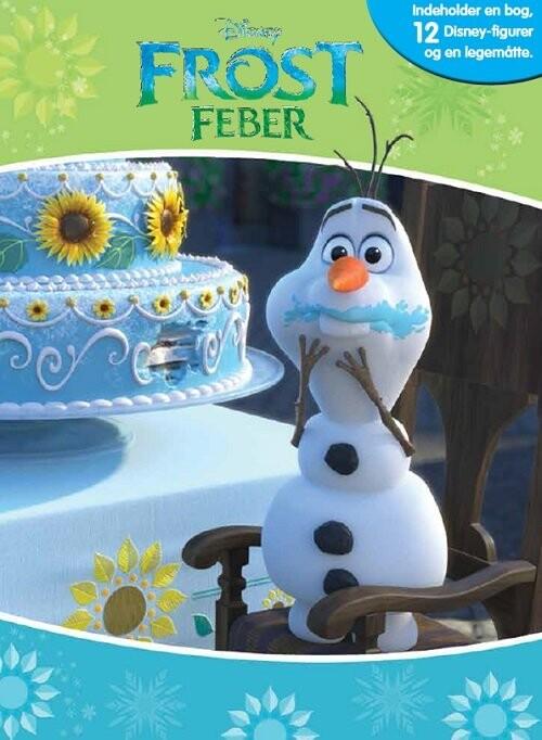 Image of   Disney Busy Book Frost Fever - Diverse - Bog