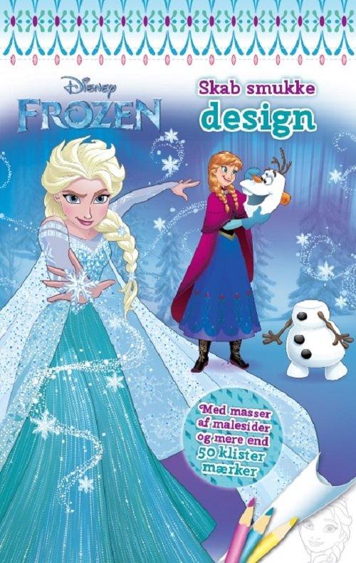 Image of   Disney Designblok Frost - Disney - Bog