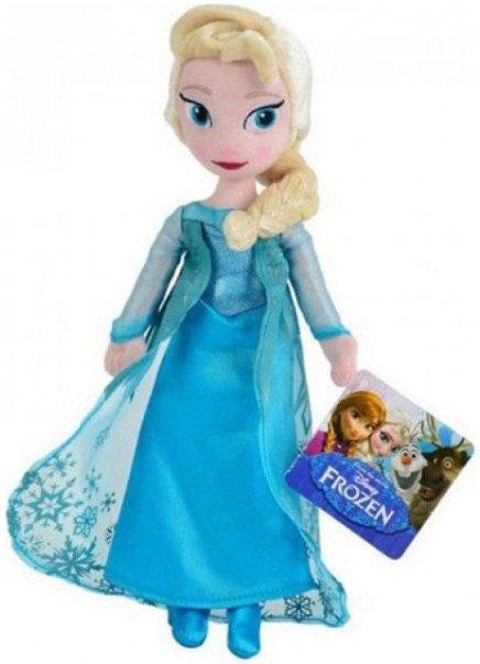 Image of   Disney Frost Elsa Bamse - 25 Cm