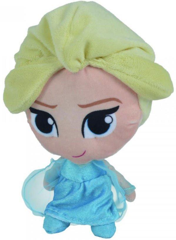 Image of   Disney Frost / Frozen Elsa Bamse - 17 Cm