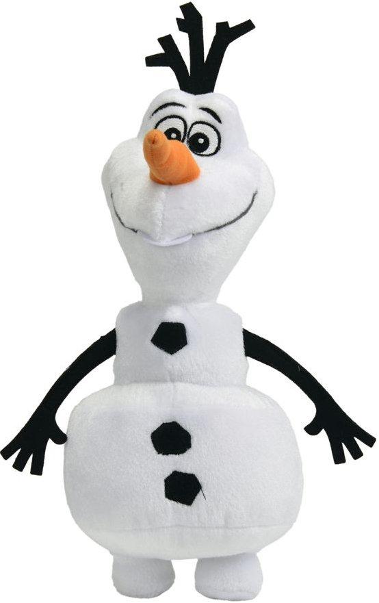 Olaf Disney Frost Bamse - 25 Cm