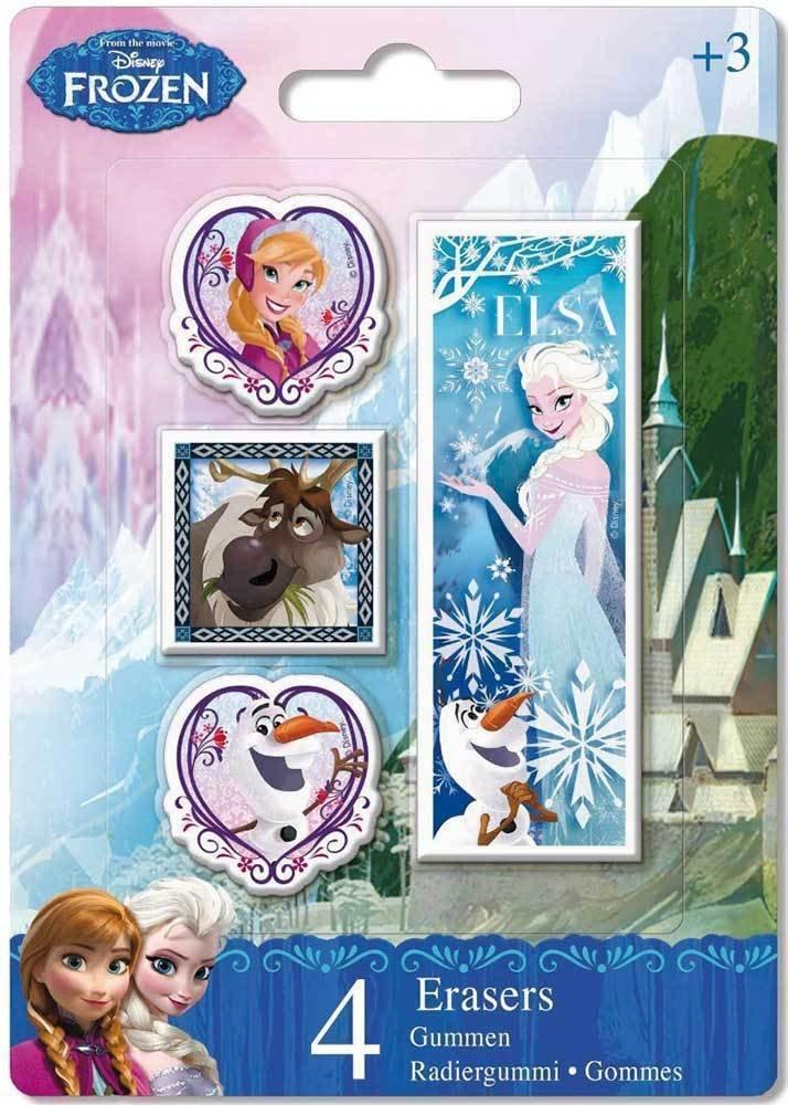 Disney Frost, Elsa, Anna, Olaf, Kalendergaver