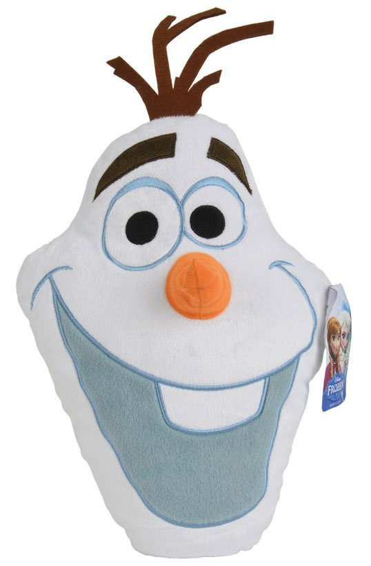 Image of   Disney Frost Olaf Pude - 30 Cm