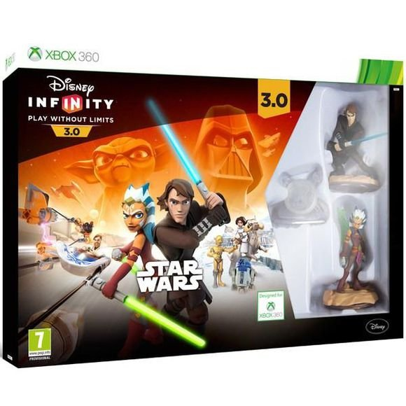 Image of   Disney Infinity Starter Pack 3.0 (nordic) - Xbox 360