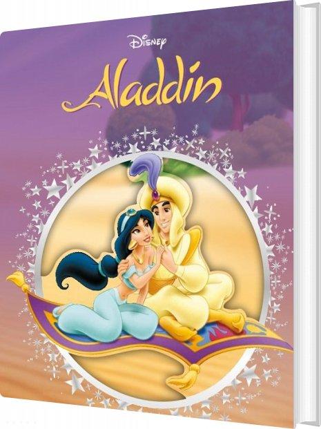 Image of   Disney Klassikere - Aladdin - Bog