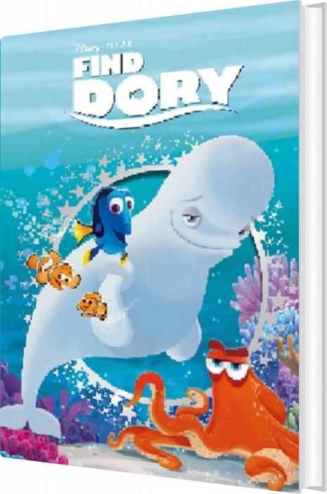 Image of   Disney Klassikere - Find Dory - Bog