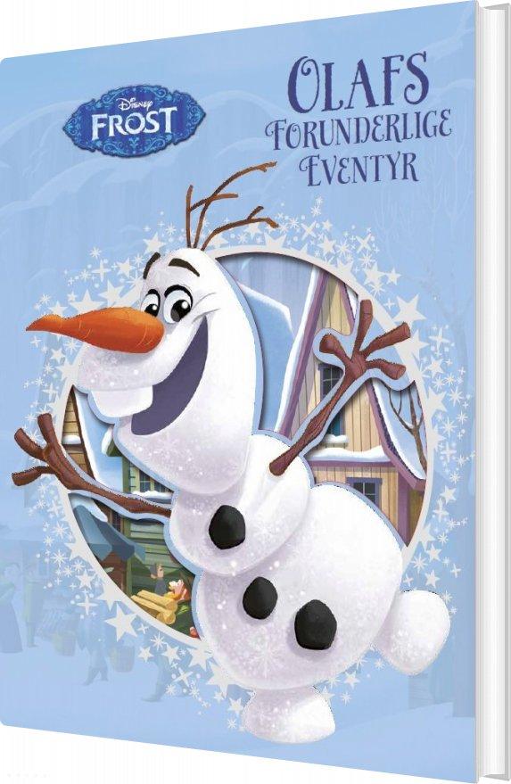 Disney Klassikere - Olafs Forunderlige Eventyr - Diverse - Bog