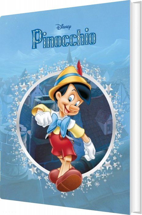Image of   Disney Klassikere - Pinnochio - Bog