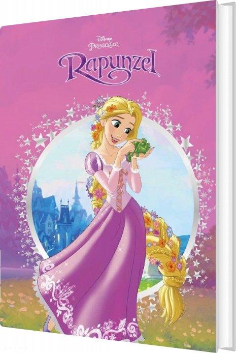 Image of   Disney Klassikere - Rapunzel - Diverse - Bog