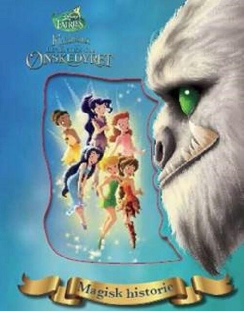 Image of   Disney Magiske Historier - ønskedyret - Bog