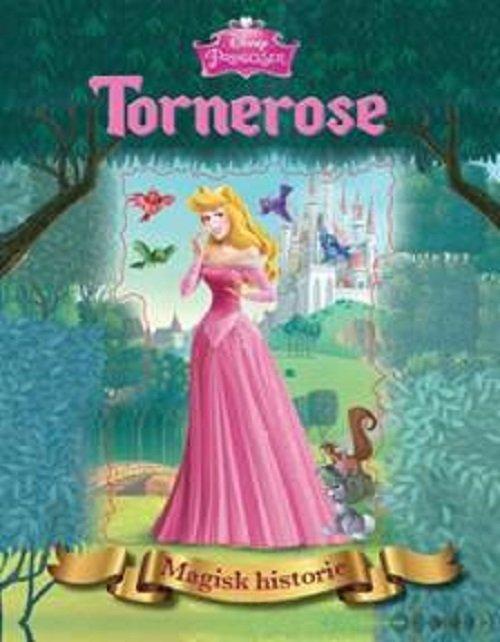 Image of   Disney Magiske Historier - Tornerose - Diverse - Bog