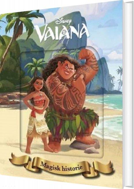 Image of   Disney Magiske Historier - Vaiana - Bog