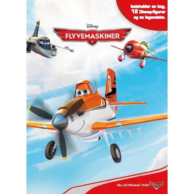 Billede af Disney Planes Busy Book - Bog